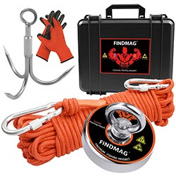 Magnet fishing finds videos Kit