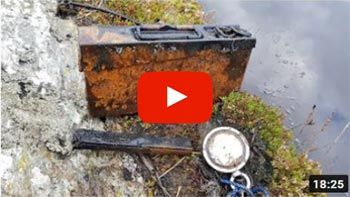 Magnet fishing finds videos